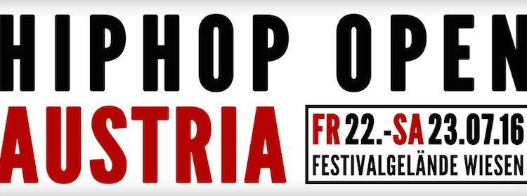 Hip Hop Open Austria 2016 header