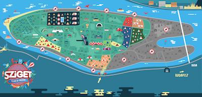 map 2016 sziget